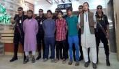 'Militants planning to attack government establishments'