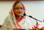 Keep watch on your children says Prime Minister Sheikh Hasina