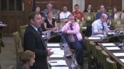 Scottish MPs debate new independence referendum