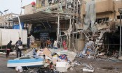 Islamic State group claims responsibility for Baghdad attack