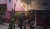 Sitakunda militant couple buried