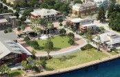 Florida eco-friendly town opens for business