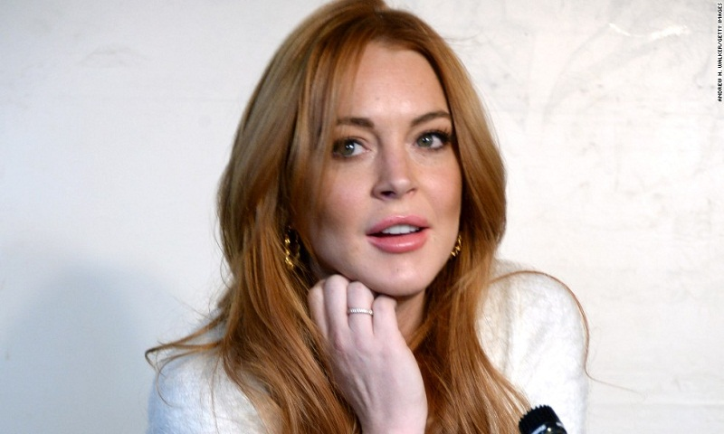 Lindsay Lohan launches prank reality TV series, 'The Anti-Social Network'