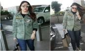 Karina Kapoor Khan joins Saif Ali Khan in London without son Taimur