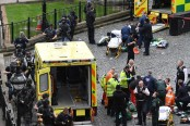 UK Parliament terror attack: Death toll rises to 5, 40 injured