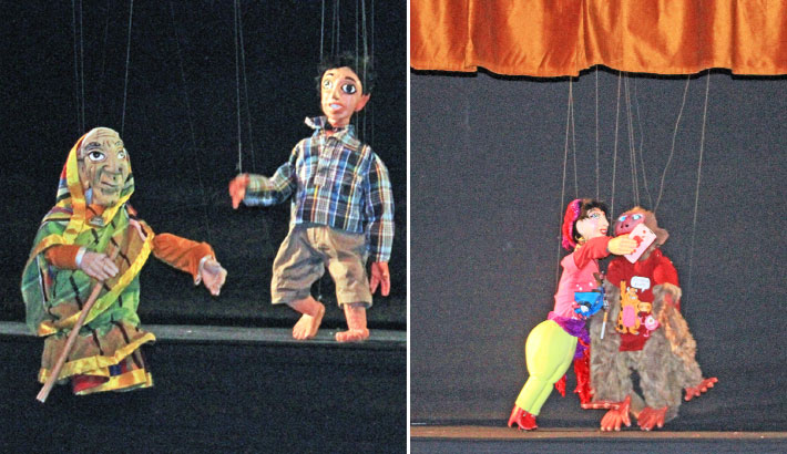 World Puppetry Day Celebrated At BSA