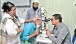 Free cataract surgery  at Bashundhara  Eye Hospital