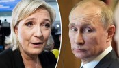 France's Le Pen says Putin embodies 'new vision' of world