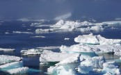 Sea ice hits new record low at both poles