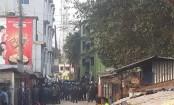 SWAT team starts operation in Sylhet 'militant den'