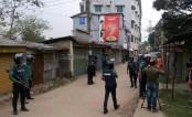 Grenade hurled from 'Atia Mahal' in Sylhet