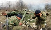 Russia: 6 militants, 6 soldiers killed in Chechen firefight