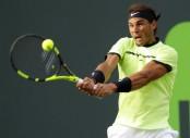 Nadal advances to start bid for 1st Key Biscayne