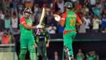 Tamim hits fifty, Bangladesh cross 150