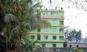 Preperation for raid at Sylhet militant den