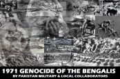 Pak army's radio messages prove March 25 genocide pre-planned