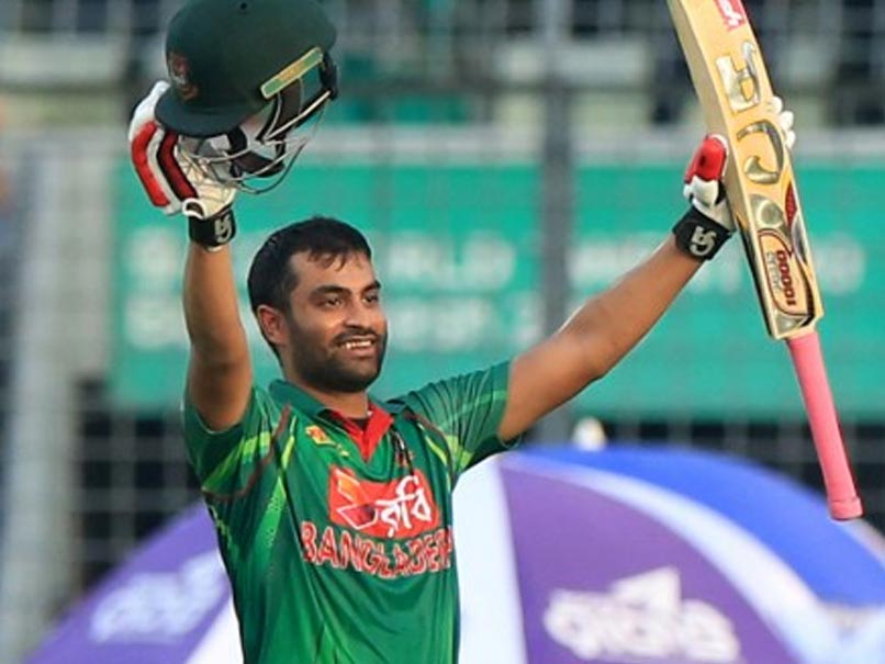 Tamim Iqbal, first Bangladeshi crosses 10000 international runs