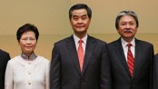Hong Kong prepares for new leader