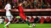Ronaldo scores twice in Portugal win over Hungary