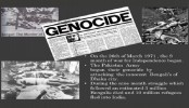Bangladesh urges UN to recognise March 25 Genocide Day