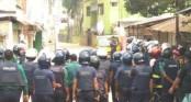 Namaz-e-janaza of 2 police officers held