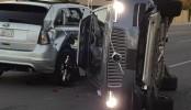Uber suspends self-driving cars after Arizona crash