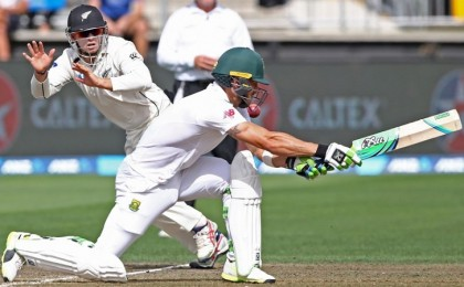 South Africa 314, New Zealand 67-0 at stumps on day 2, 3rd test
