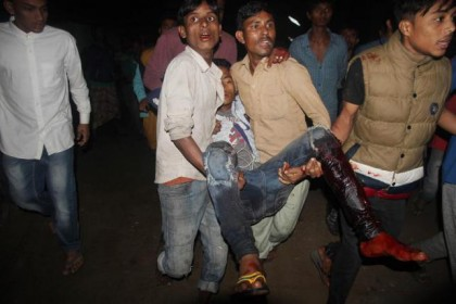IS claims responsibility for Sylhet blasts