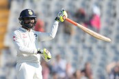 India out for 332, lead Aussies by 32 runs