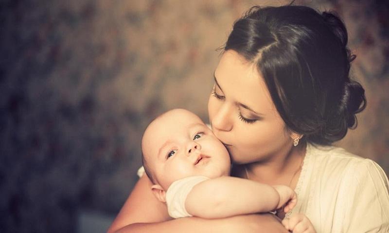 Hug your baby more often