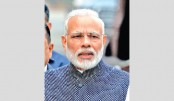 Terrorism a big challenge to humanity: Modi