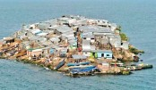 Migingo – most densely populated  Island in the world