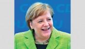 Merkel's party wins  German test vote