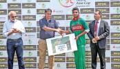 Bangladesh make flying start beating Hong Kong
