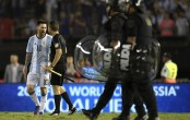 Foul-mouthed Messi banned for four Argentina matches