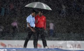 The second ODI between Bangladesh and Sri Lanka abandoned in Dambulla