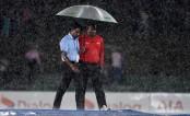 The second ODI between Bangladesh and Sri Lanka abandoned in Dambulla