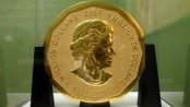 Solid gold coin worth $4m stolen from Berlin museum