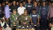 Bodies of 2 more militants found at Sylhet den