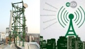 First ever innovative bamboo telecom tower deployed in Dhaka