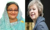 British PM writes Hasina for strong ties with Bangladesh