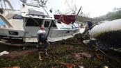 Cyclone rips off roofs, flings boats onto land in Australia