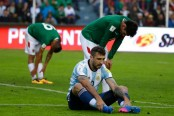 Minus-Messi, Argentina loses another World Cup qualifier