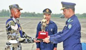 BAF MODC recruits' passing out parade held