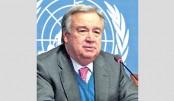UN chief urges Arabs to unite against Syria war