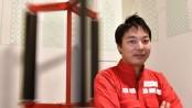 Japan scientist eyes energy burst from 'typhoon turbine'