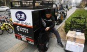 The illegal deliveryman who became one of China's richest men