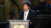 Dylan's Nobel lecture still in suspense