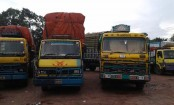 300 vehicles stranded on Paturia-Daulatdia route