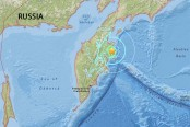 Strong quake of 6.9 magnitude hits Russia's far east